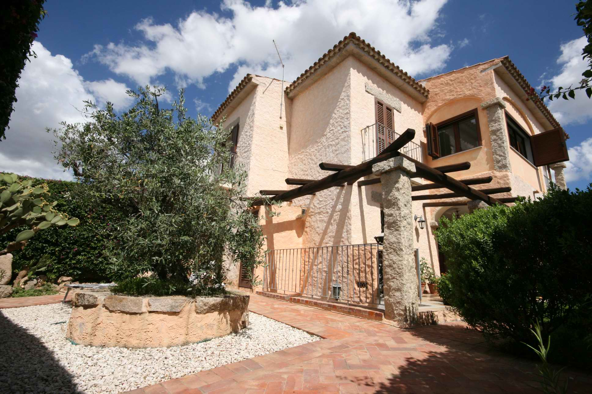 Villa semi detached in Arzachena Sardinia