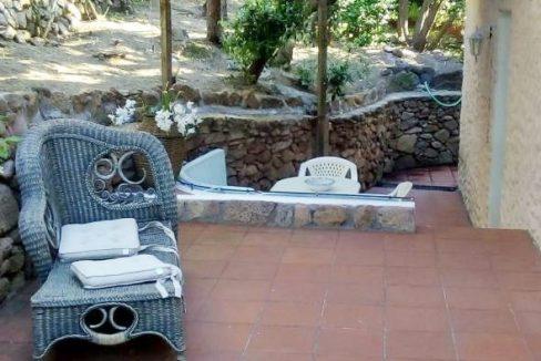 baja sardinia terrace