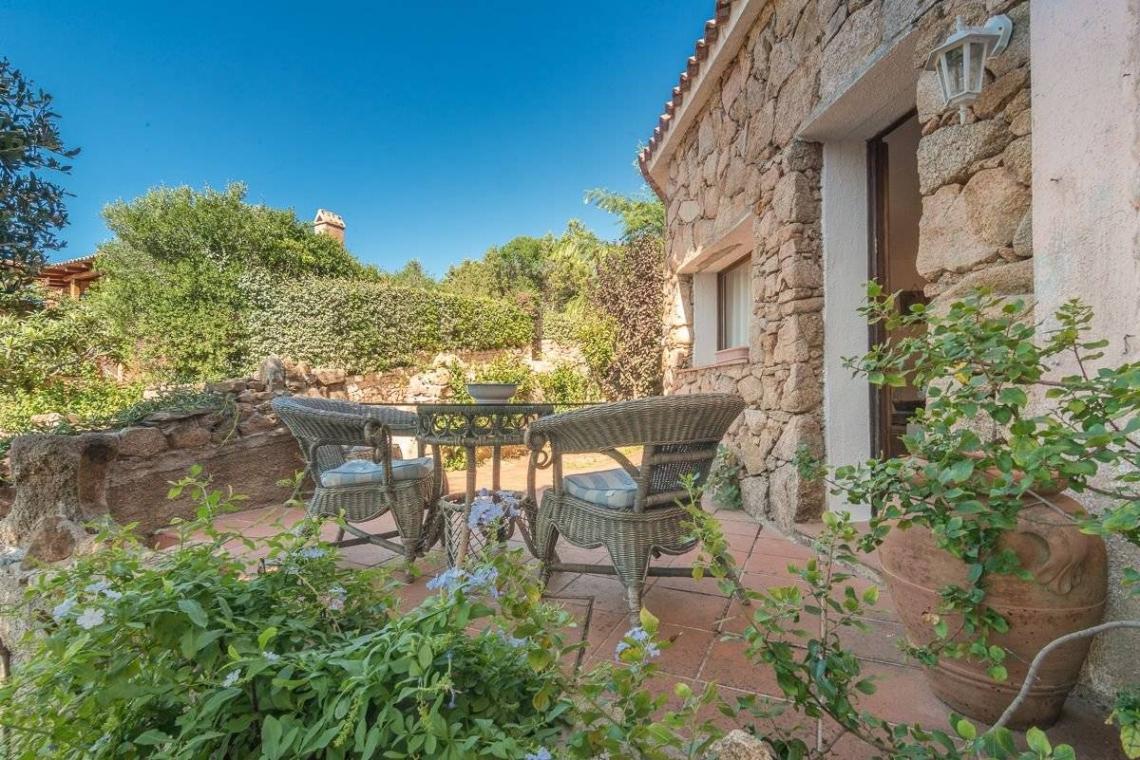 Villetta in vendita a Baja sardinia