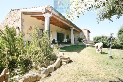 sardinian stone villa