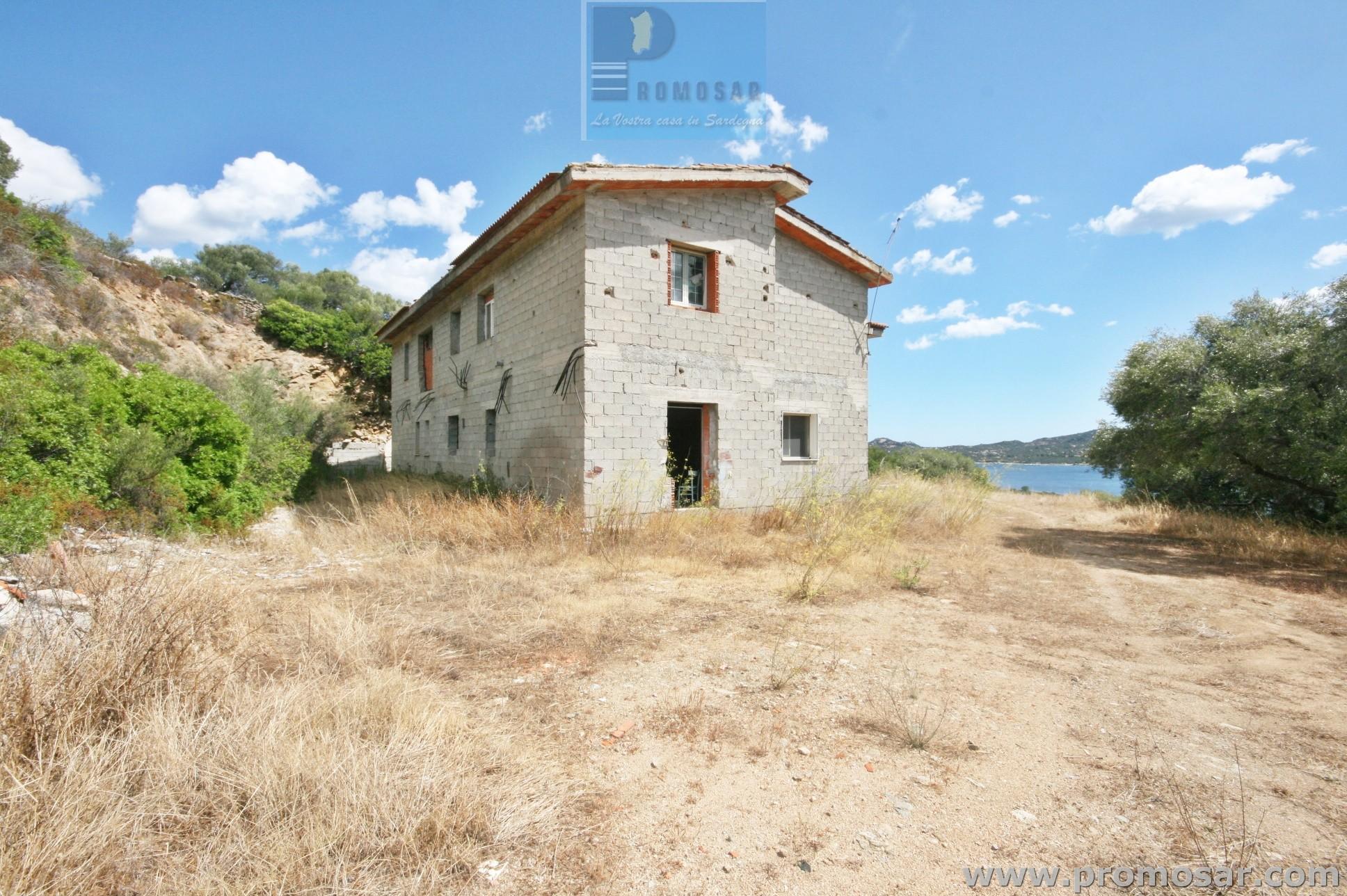 Villa vista mare a Cugnana Porto Rotondo